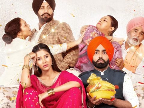 Ammy Virk and Sonam Bajwa are back with the film Puaada; to release in cinemas worldwide on August 12