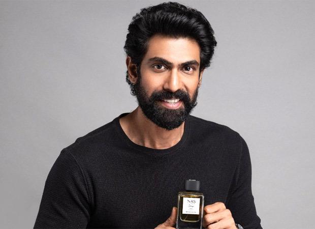 Rana Daggubati launches the flagship perfumes 'Raw and Bold' and 'Intense' by NAS