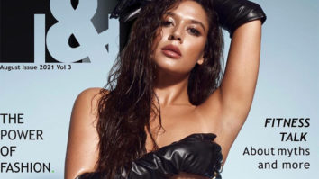 Krishna Shroff grabs eyeballs as she goes topless for the cover of H&H Magazine