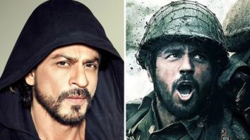 "Shah Rukh Khan compliments Sidharth Malhotra; Karan Johar replies ""Love you Bhai!!!!"""