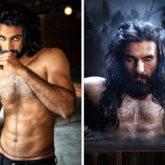 Meezaan Jaffery opens up on being Ranveer Singh's body double in Padmaavat, says he was petrified