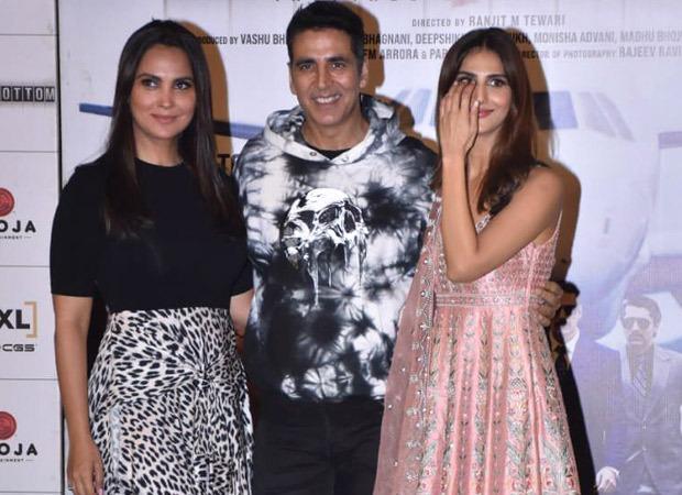 Bellbottom trailer launch Abhi bhi 17 din baaki hai; kuch bhi ho sakta hai, says Akshay Kumar when asked about cinemas not allowed to open in Maharashtra