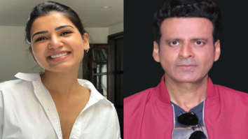EXCLUSIVE I'm so in awe of Manoj Sir. I've been in awe of him for the longest time, says Samantha Akkineni on doing the first scene with Manoj Bajpayee