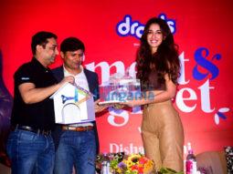 Photos: Disha Patani snapped at The Drools Meet & Greet event