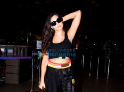 Photos: Nora Fatehi, Ranveer Singh, Shahid Kapoor, and Mira Kapoor spotted at the airport