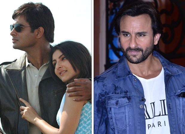 R Madhavan speaks about the kissing scene with Soha Ali Khan in Rang De Basanti; reveals that he could only think of Saif Ali Khan 'socking his face