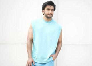 Ranveer Singh about his array of upcoming films