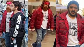 Salman Khan shoots for Tiger 3 in Russia, looks unrecognisable in beard look in leaked photo