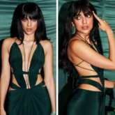 Sobhita Dhulipala sizzles in a sultry satin number