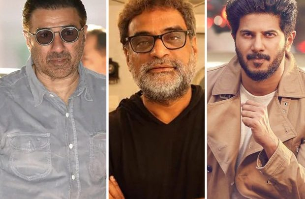 Sunny Deol joinsR Balki's upcoming psychological thriller headlined by Dulquer Salmaan