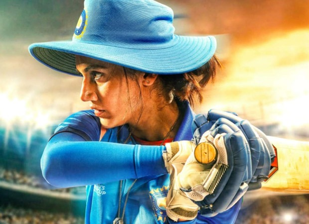 Taapsee Pannu to go on the pitch for her next Shabaash Mithu 1