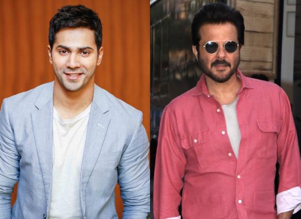 Varun Dhawan and Anil Kapoor shoot a party song for Jug Jugg Jeeyo thumbnail