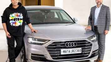 Karan Johar adds a silver Audi A8 L worth Rs. 1.58 crore to his automobile collection