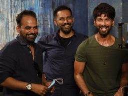 Shahid Kapoor shares BTS pictures from his debut web series with Raj and DK