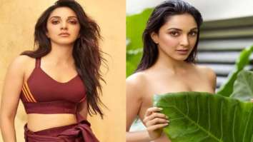 Kiara Advani reacts to a distasteful comment on risqué Dabboo Ratnani topless photoshoot with a leaf