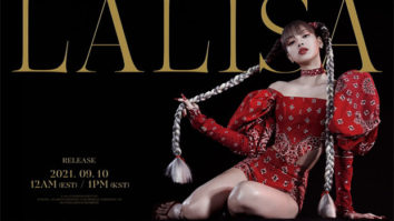 BLACKPINK's Lisa to release her single album LALISA on September 10, first look unveiled