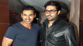 Abhishek Bachchan opts out of John Abraham's Ayyappanum Koshiyum remake; hunt for another actor for Jagan Shakti directorial underway