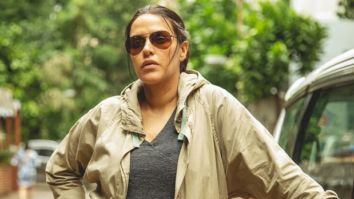 Neha Dhupia plays a pregnant cop in RSVP's upcoming thriller, A Thursday