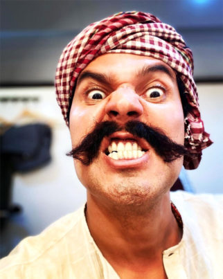 It's a working birthday for Randeep Hooda, the actor shows his funny side from the sets of 'Inspector Avinash'