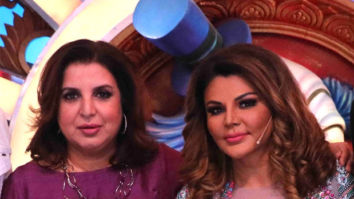 """""""I have given two stars to the industry, one is Deepika Padukone, and the other is Rakhi Sawant,"""" reveals Zee Comedy Show's Farah Khan"""