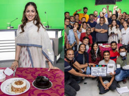 Yami Gautam wraps up the shoot of Lost in Kolkata pens down an emotional note on the last day with the team