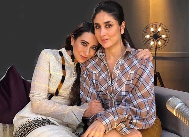 """""""Sisters making hard times easier and easy times more fun"""", says Karisma Kapoor as she wishes Kareena Kapoor Khan on Friendship Day"""