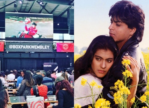 Yash Raj Films hosts four screenings of Dilwale Dulhania Le Jayenge in the UK; receives FANTASTIC turnout