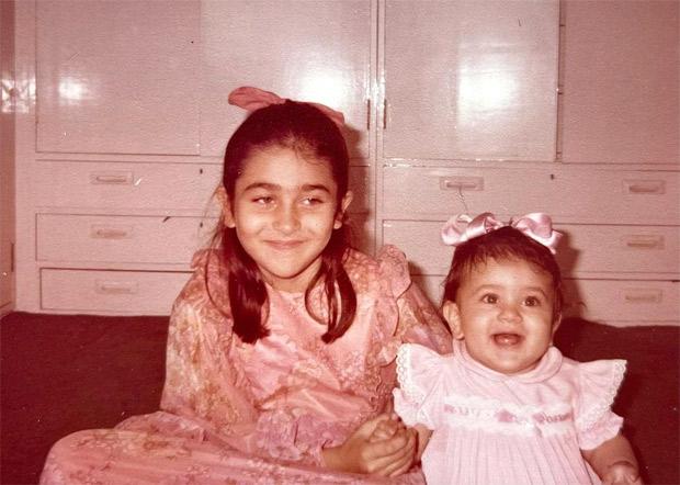 Karisma Kapoor wishes her 'lifeline' Kareena Kapoor Khan with an adorable birthday post