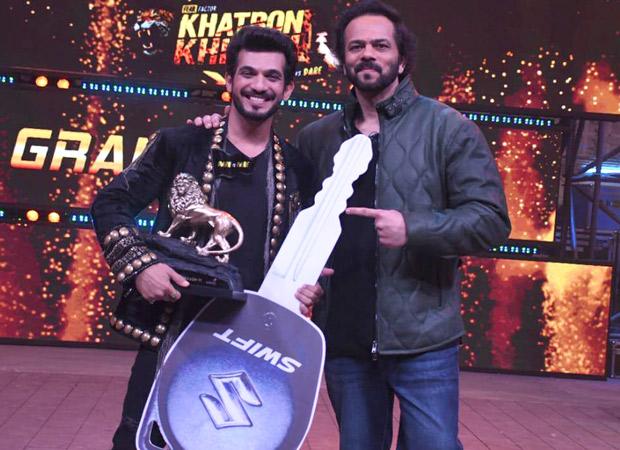 Arjun Bijlani wins Khatron Ke Khiladi 11, Divyanka Tripathi becomes the first runner-up