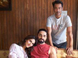 Chandigarh Kare Aashiqui starring Ayushmann Khurrana and Vaani Kapoor to release on December 10, 2021
