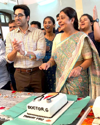 On The Sets Of Doctor G