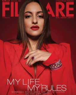 Sonakshi Sinha On The Covers Of Filmfare