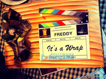 On The Sets Of The Movie Freddy