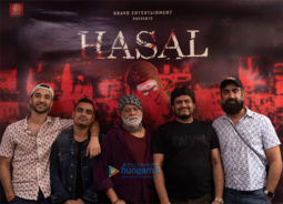 On The Sets Of The Movie Hasal