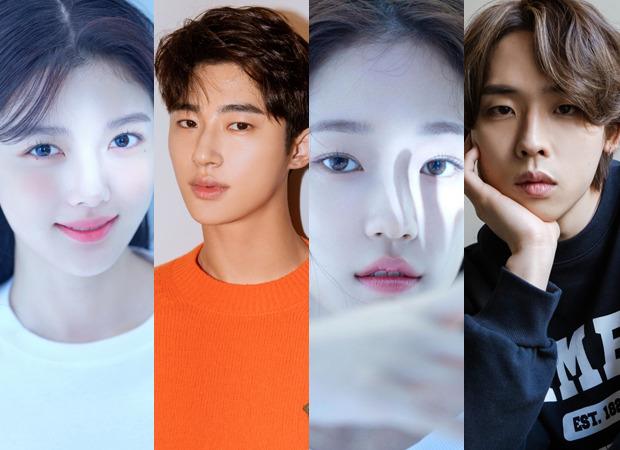 Kim Yoo Jung, Byun Woo Seok, Roh Yoon Seo and Park Jung Woo to star in Netflix romance drama 20th Century Girl