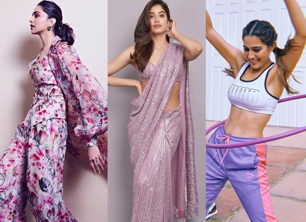 Lilac is the new Black! Take cue from Deepika Padukone, Sara Ali Khan, Janhvi Kapoor and others