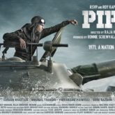 Pippa First Look: Ishaan Khatter all set for liberation, the war film goes on floors