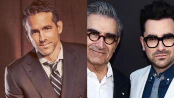 Ryan Reynolds and Schitts Creek' stars Dan Levy, Eugene Levy send heartfelt video messages to a fan battling cancer