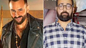 """EXCLUSIVE: """"There is no one else in this industry who could have brought Vibhooti to life the way Saif Ali Khan has""""- Bhoot Police director Pavan Kirpalani"""