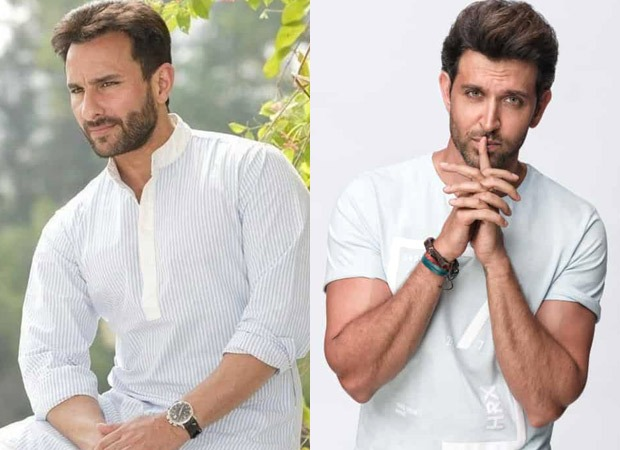 Saif Ali Khan is excited to work with Hrithik Roshan in Vikram Vedha remake