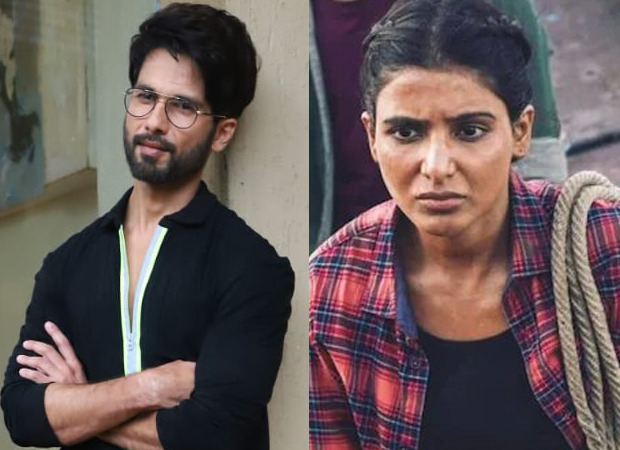 Shahid Kapoor loved Samantha Akkineni's performance in 'The Family Man 2', expresses his desire to work with her