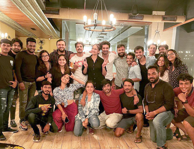 Sonakshi Sinha pens a note of gratitude for her team as they wrap up horror-comedy film Kakuda