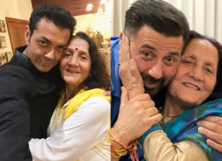 Sunny Deol and Bobby Deol wish their mother Prakash Kaur with adorable birthday posts (1)
