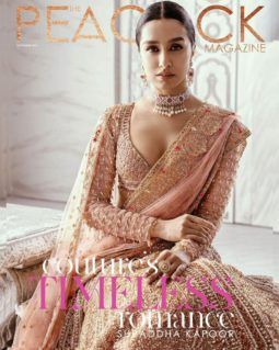 Shraddha Kapoor On The Covers Of The Peacock
