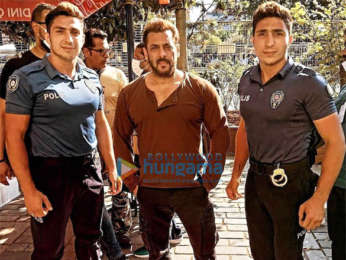 On The Sets Of The Movie Tiger 3