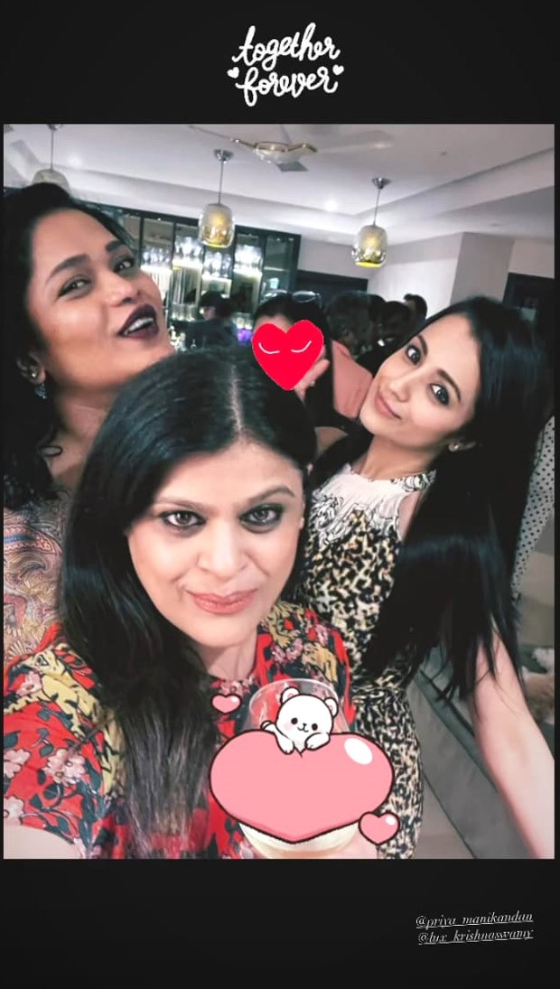 Trisha Krishnan shares glimpses from Ramya Krishnan's 51st birthday
