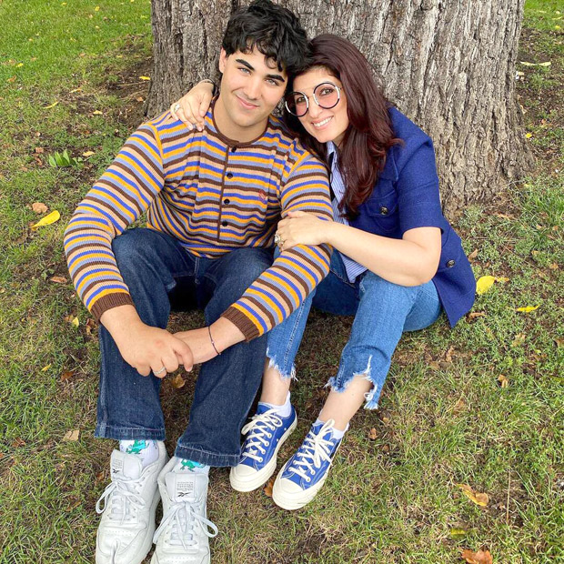Twinkle Khanna wishes son Aarav on his birthday with an adorable post