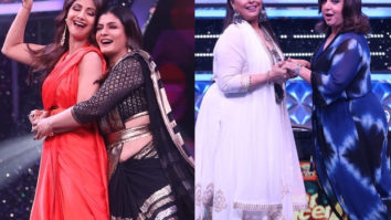 This weekend, Super Dancer – Chapter 4 celebrates with guests Raveena Tandon and Farah Khan