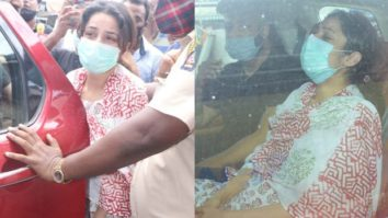 Shehnaaz Gill spotted for the first time after Sidharth Shukla's demise as she arrives for his funeral
