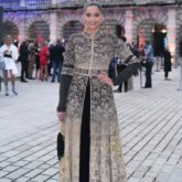 Sonam Kapoor Ahuja attends the Royal Academy's Summer Exhibition Preview Party in London